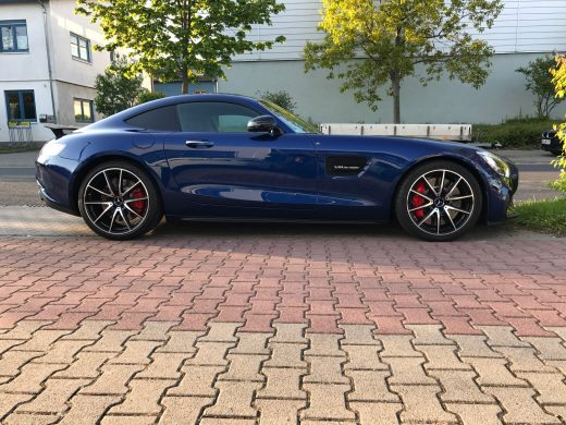 Mercedes AMG GT-S 4.0