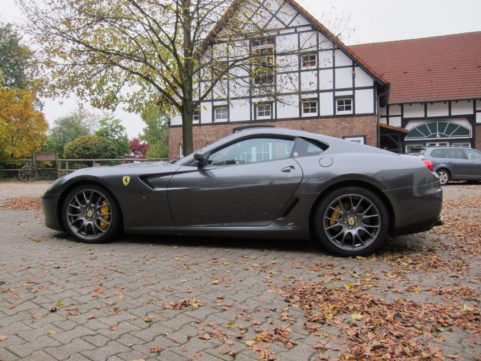 versicherung f r ferrari 599 gtb fiorano sportwagen. Black Bedroom Furniture Sets. Home Design Ideas